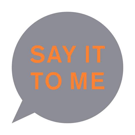 Pet Shop Boys: Say It To Me