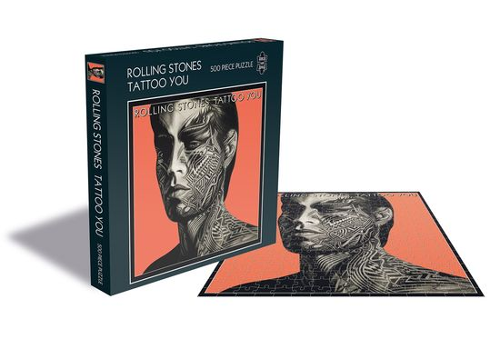 The Rolling Stones: Tattoo You Puzzle