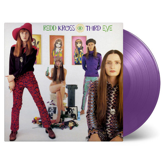 Redd Kross: Third Eye: Purple Numbered Vinyl - Limited Edition