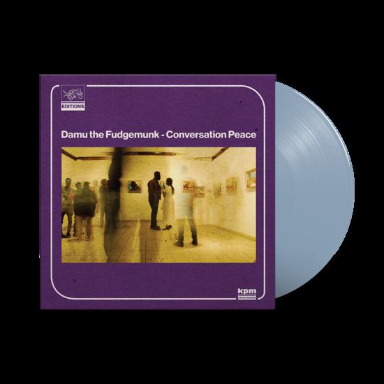 Damu The Fudgemunk : Conversation Peace: Limited Edition Powder Blue Vinyl