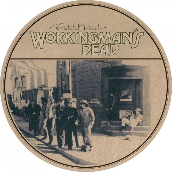 Grateful Dead: Workingman's Dead: Limited 50th Anniversary Picture Disc Edition
