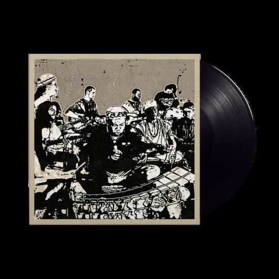Gabo: Jungle Fever: Black Vinyl LP