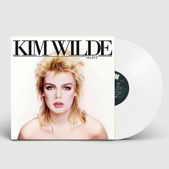 Kim Wilde: Select: Limited Edition White Vinyl