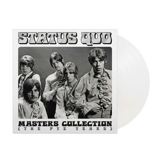 Status Quo: Masters Collection The PYE Years: Limited Edition Gatefold White Vinyl
