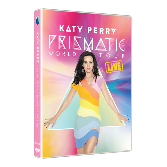 Katy Perry: Prismatic World Tour Live DVD