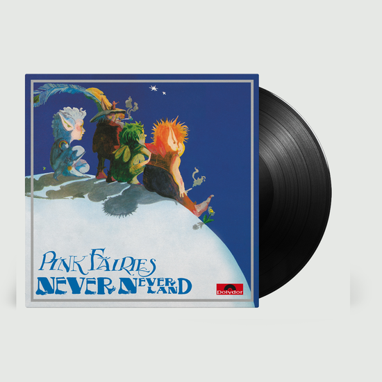 The Pink Fairies: Neverneverland: Limited Edition Vinyl LP
