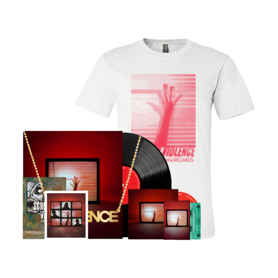 Chvrches: Screen Violence Ultimate Bundle
