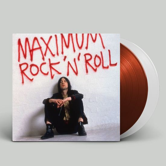 Primal Scream: Maximum Rock 'n' Roll: The Singles Volume 1 (1986 – 2000): Limited Edition Red and White Vinyl