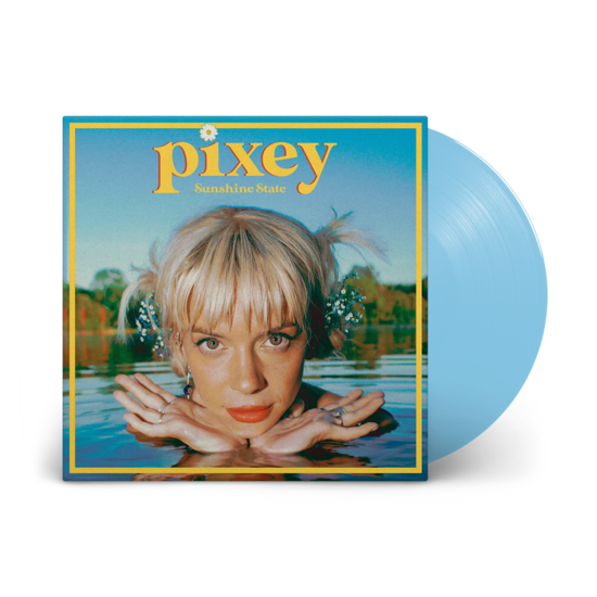 Pixey: Sunshine State: Translucent Blue Vinyl