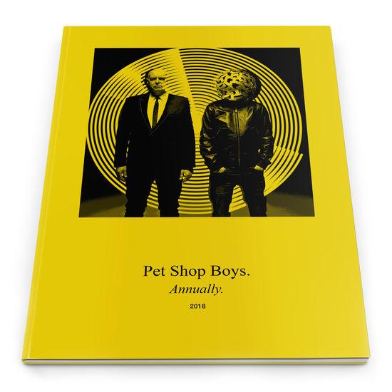 Pet Shop Boys: Annually 2018
