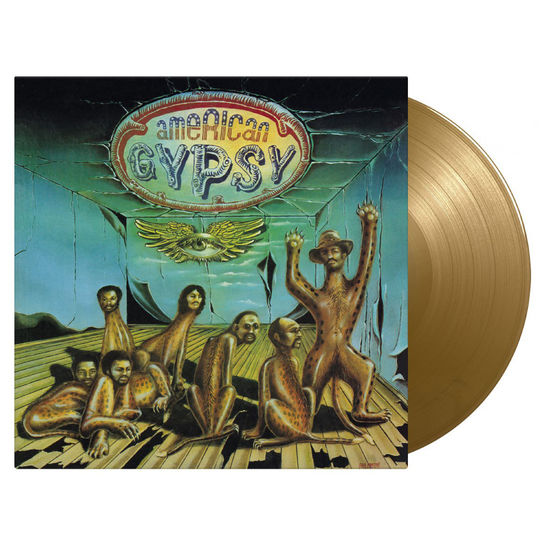 American Gypsy: Angel Eyes: Limited Edition Gold Vinyl