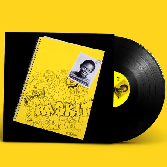 Dizzee Rascal: Raskit - LP