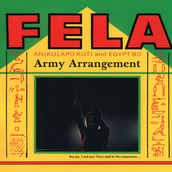 Fela Kuti: Army Arrangement