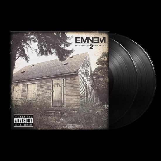 Eminem: The Marshall Mathers LP2