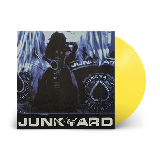 Junkyard: Junkyard: Limited Edition Yellow Vinyl LP
