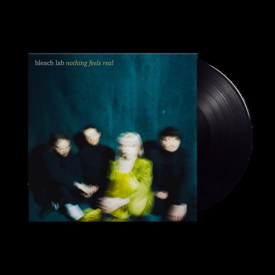 Bleach Lab : Nothing Feels Real: Black Vinyl LP