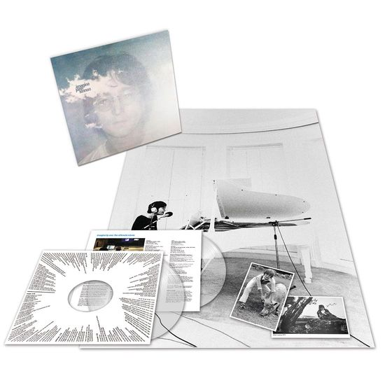 John Lennon: Imagine The Ultimate Collection - Limited Edition Clear Vinyl