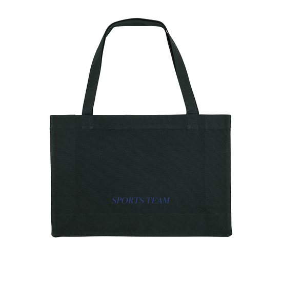 Sports Team: ST Tote: Black