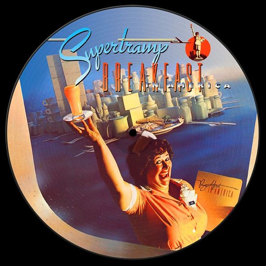 Supertramp: Breakfast In America: Picture Disc