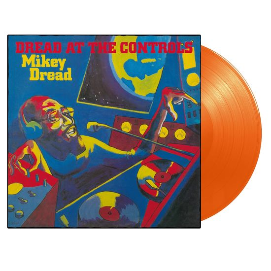 Mikey Dread: Dread At The Controls: Orange Vinyl