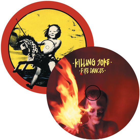 Killing Joke: Fire Dances: Picture Disc