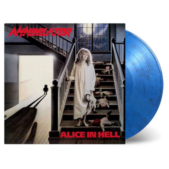 Annihilator: Alice In Hell (Numbered / Blue Vinyl)