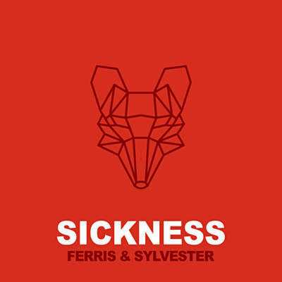 Ferris and Sylvester: Sickness / Burning River: Flame Red Vinyl [RSD 2019]