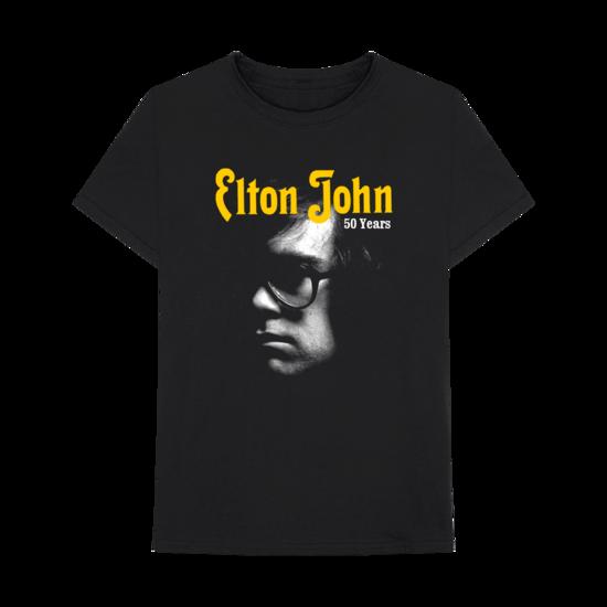 Elton John: Elton John: 50th Anniversary T-Shirt