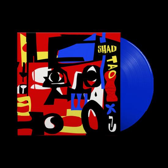 Shad: Tao: Limited Edition Blue Vinyl LP