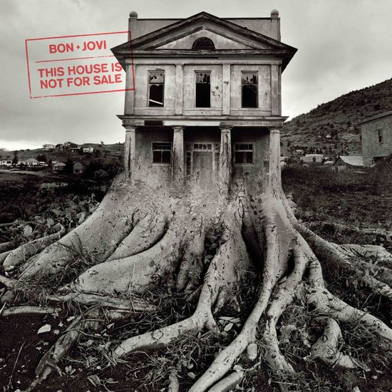 Bon Jovi: This House Is Not For Sale LP
