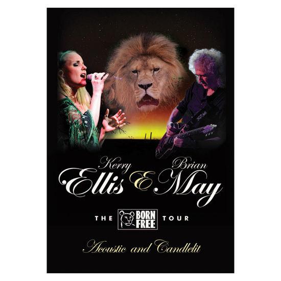 Brian May + Kerry Ellis: Born Free Tour Programme