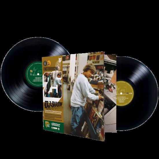 DJ Shadow: Endtroducing – 25 (Abbey Road Half Speed Master)
