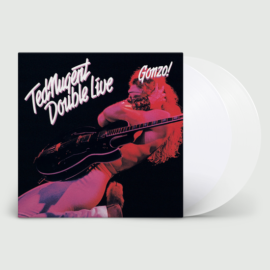 Ted Nugent: Double Live Gonzo: Limited Edition Double White Vinyl