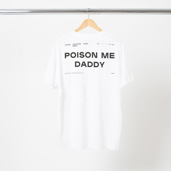 The 1975: Poison Me Daddy T-Shirt - S