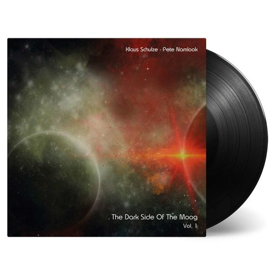 Klaus Schulze: The Dark Side Of The Moog Vol 1.: Wish You Where There