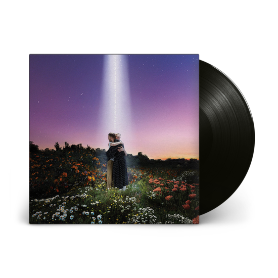HONNE: LET'S JUST SAY THE WORLD ENDED A WEEK FROM NOW, WHAT WOULD YOU DO?: Black Vinyl LP