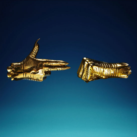 Run The Jewels: Run The Jewels 3: Deluxe Gold Vinyl