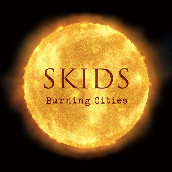 skids: Burning Cities Red Vinyl
