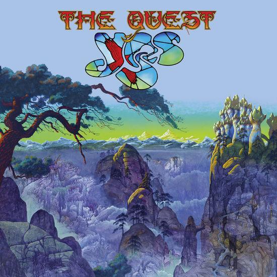 Yes: The Quest: Black Vinyl 2LP + 2CD
