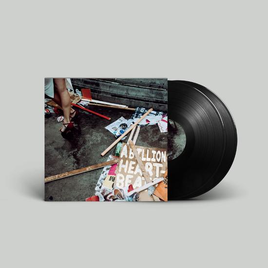 Mystery Jets: A Billion Heartbeats Double Vinyl