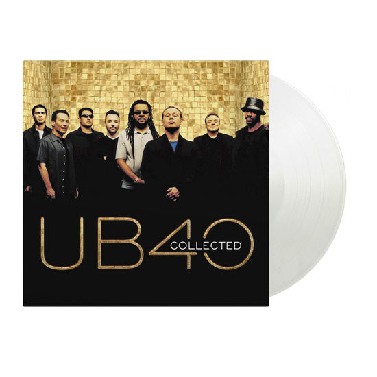 UB40: Collected: Limited Edition Transparent Vinyl