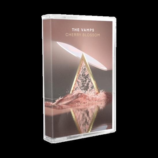 The Vamps: Cherry Blossom Standard Cassette