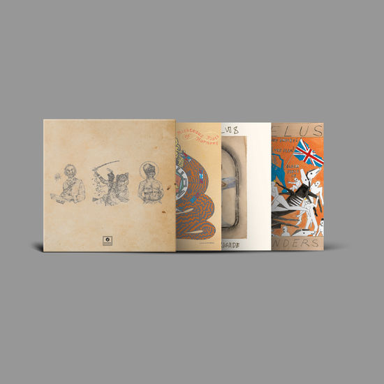 Daedelus: End of Empire: Triple Vinyl Boxset