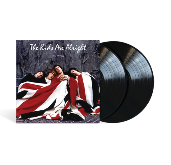 The Who: The Kids Are Alright: Deluxe Vinyl Reissue