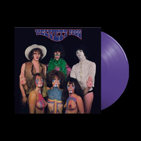Velvett Fodd: Velvett Fogg: Limited Edition Purple Vinyl LP