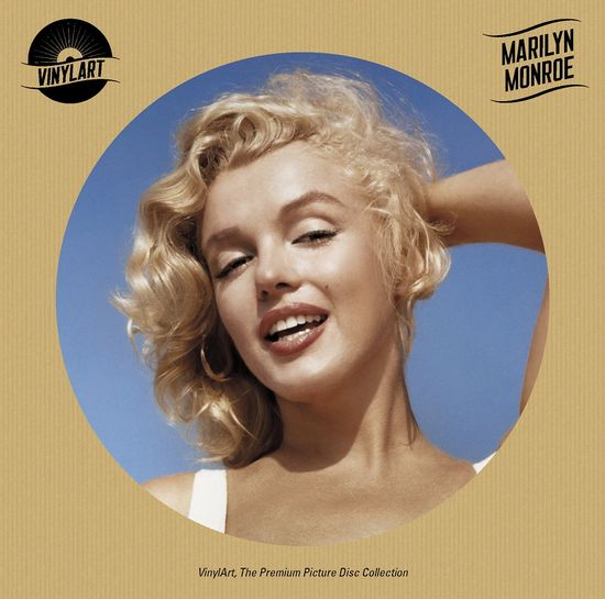 Marilyn Monroe: VinylArt – Marilyn Monroe Picture Disc