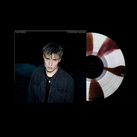 Sam Fender: LTD EDITION BLACK & WHITE CORNETTO VINYL
