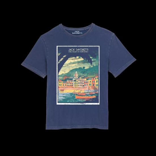 Jack Savoretti: Portofino Print Tee