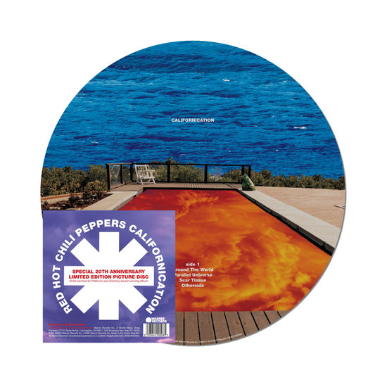 Red Hot Chili Peppers: Californication: Limited Edition Picture Disc