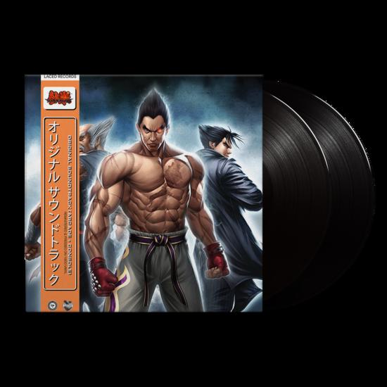 Namco Sounds: Tekken 6 (Original Soundtrack): Black Vinyl 2LP